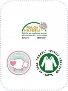 Organic wool merino