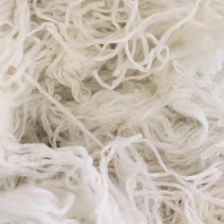 waste wool merino