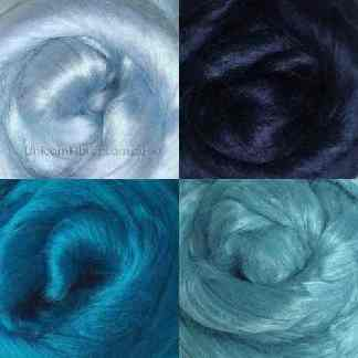viscose roving blues