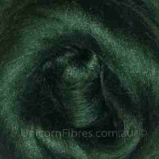 dark green viscose roving