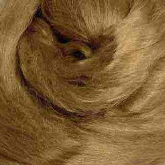 golden brown viscose roving
