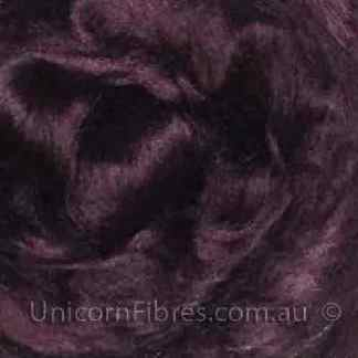 purple grape viscose roving