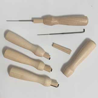 felting needle holder